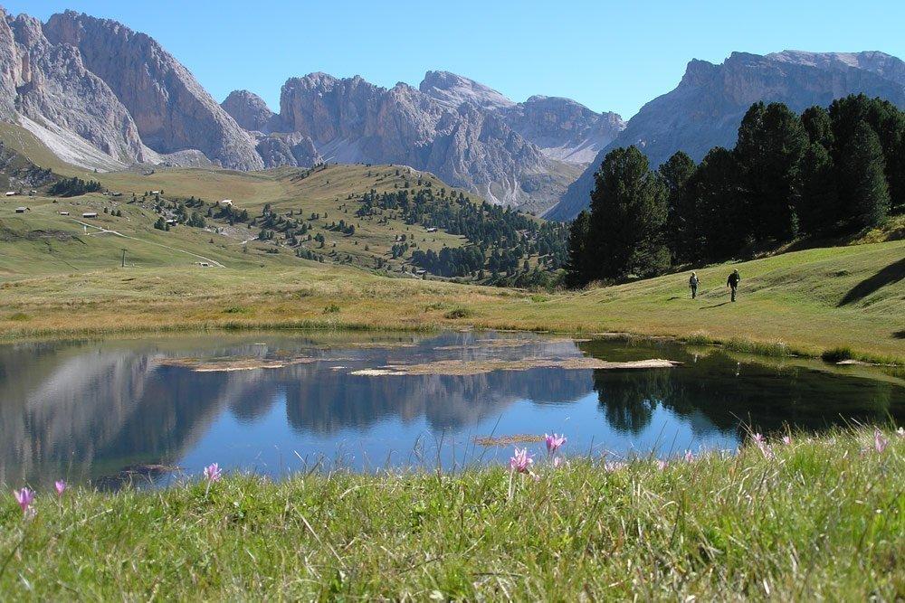 Bergerlebnis - Sommer in den Dolomiten