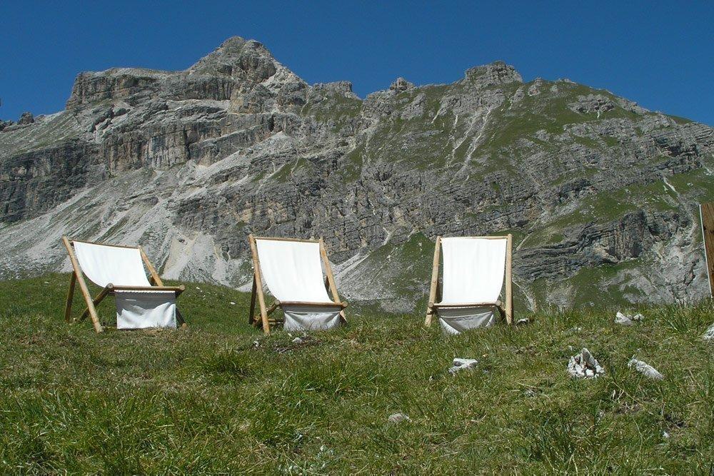Summer alpine romanticism: holiday in Val Gardena