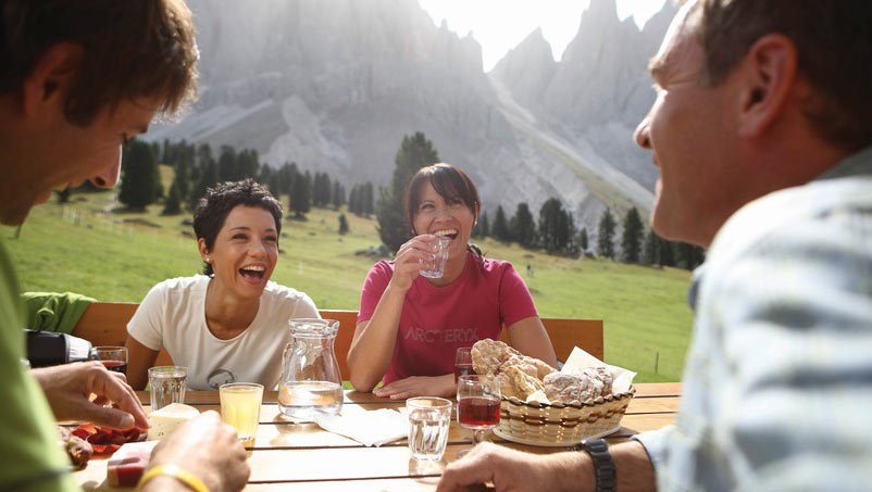 Autunno in Val Gardena: stagione dei piaceri culinari ed eventi