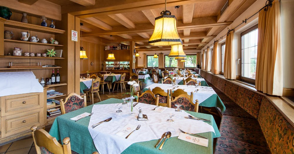 Restaurant at Laion/Valle Isarco: delicacies from the South Tyrolean cuisine