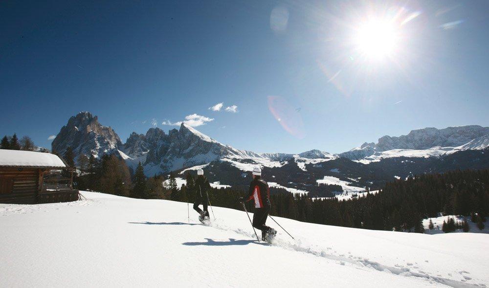 Skilanglauf in Sütirol