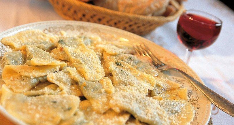 Prelibatezze culinarie nel Gasthof zur Sonne